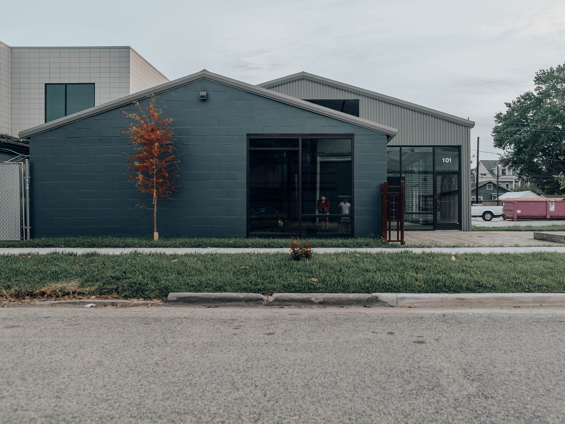 Build-outs Of Summer: Tenfold Coffee Company In Houston, Tx photo