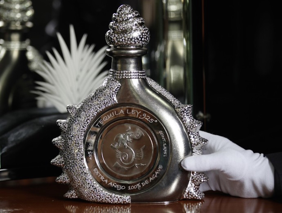Tequila Ley 925 Top 5 Most Expensive Drinks in the World