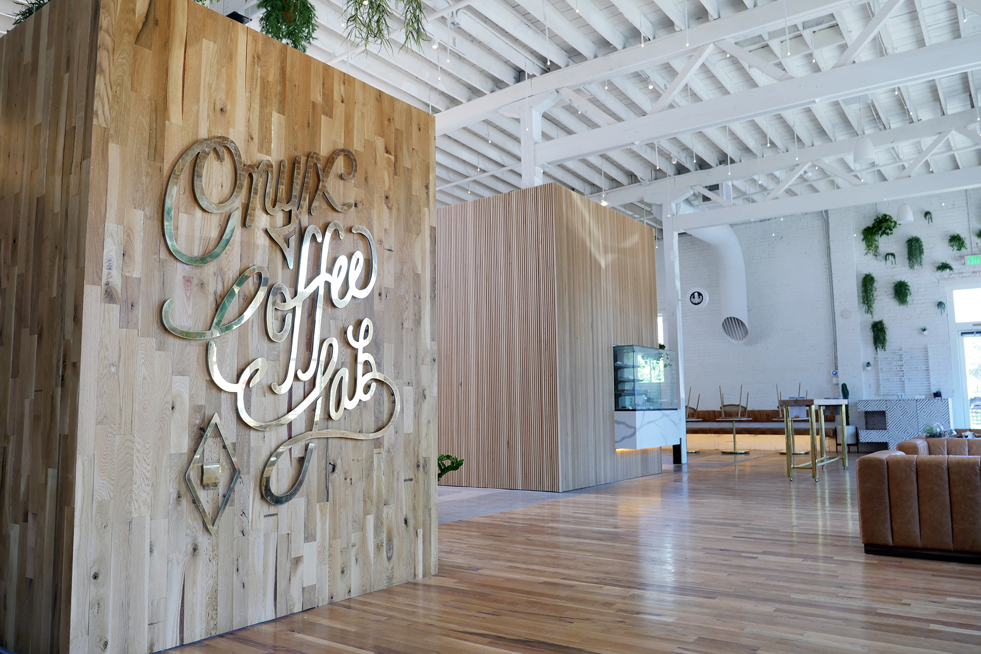 The 1907: Inside Onyx Coffee Lab's Stunning, Soaring New Arkansas Hq photo