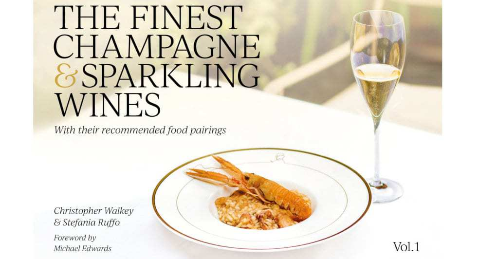 The Finest Champagne & Sparkling Wines With Recommended Food Pairings photo