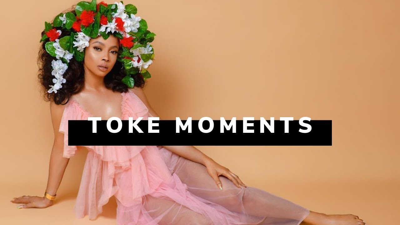 Are You Old Or You've Just Evolved? Find Out In Toke Makinwa's New Vlog photo
