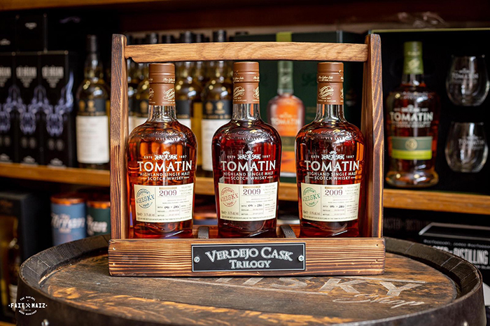 Sponsored: World Exclusive Whisky Trilogy Launches At Aberdeen Whisky Shop photo