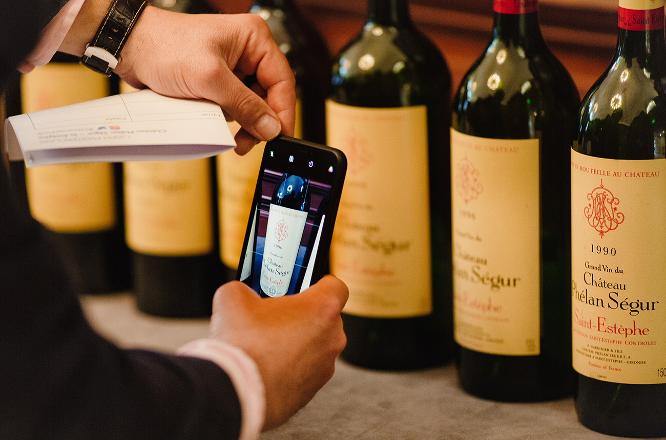 New Wine Label Translator App Set For Launch photo