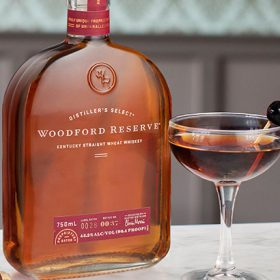 Woodford Reserve Adds Wheat Whiskey To Line-up photo