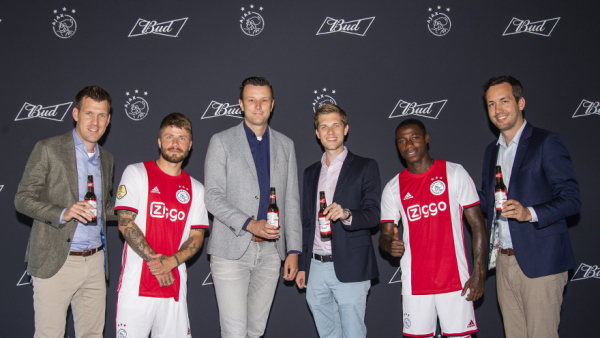 Ajax Land ?12m Budweiser Deal photo