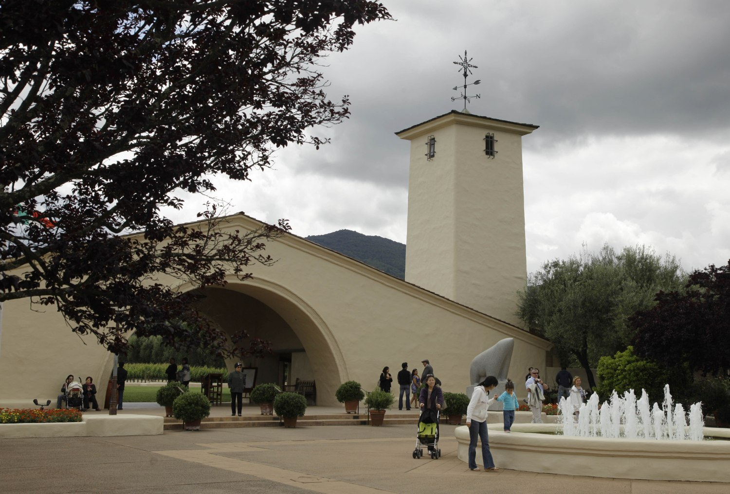 Robert Mondavi, Opus One Ranked Among The Top Wineries In The World photo