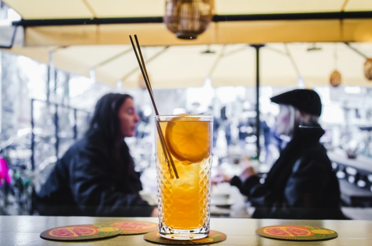 The 5 Best Cocktail Bars in Amsterdam Right Now photo