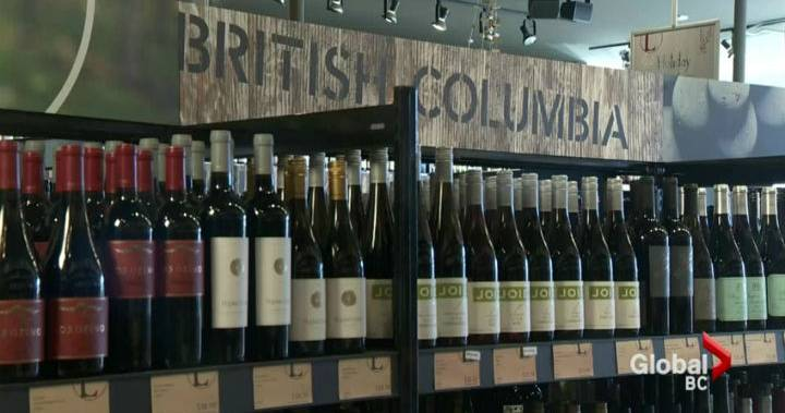 Licensed B.c. Grocery Stores Can Now Stock Imported Wine On Their Shelves photo