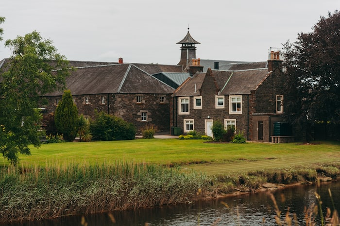 Scotland's Bladnoch Distillery Opens To The Public photo
