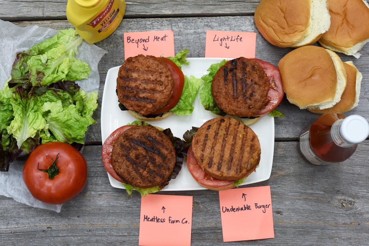 Unpacking The Plant-based Burger Boom photo