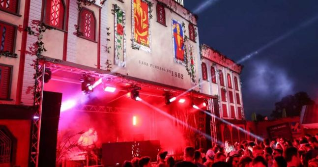 Line Up Announced For Casa Bacardi At Electric Picnic photo