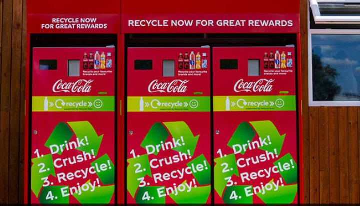 Coca Cola Extends Plastic-recycling Ride With Merlin Theme Parks photo