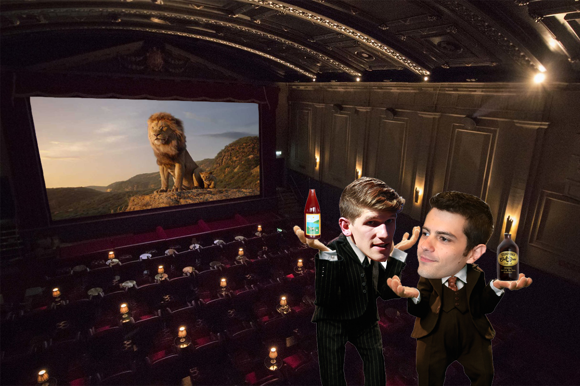 Coffee At The Movies: The Lion King photo