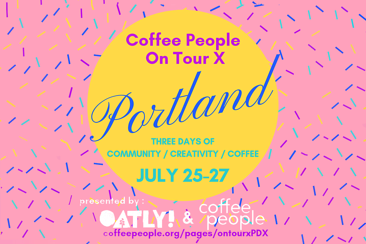 Coffee People Zine Heads To Portland For A Weekend Of Parties photo