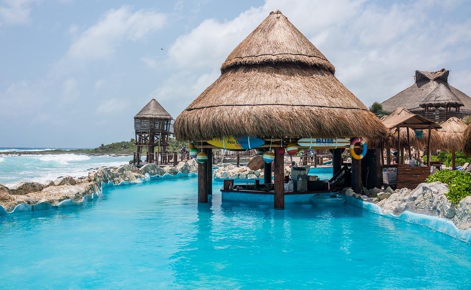 The Most Insane Swim-up Pool Bars From Around The World photo