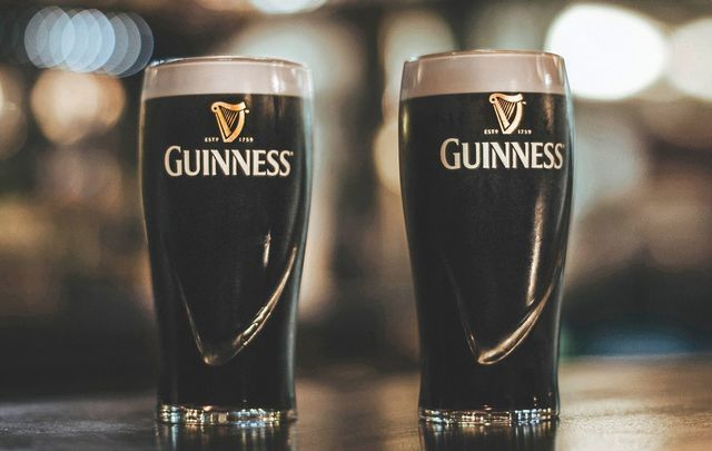 Guinness Brewery Masters Working On Non-alcoholic Black Stuff photo
