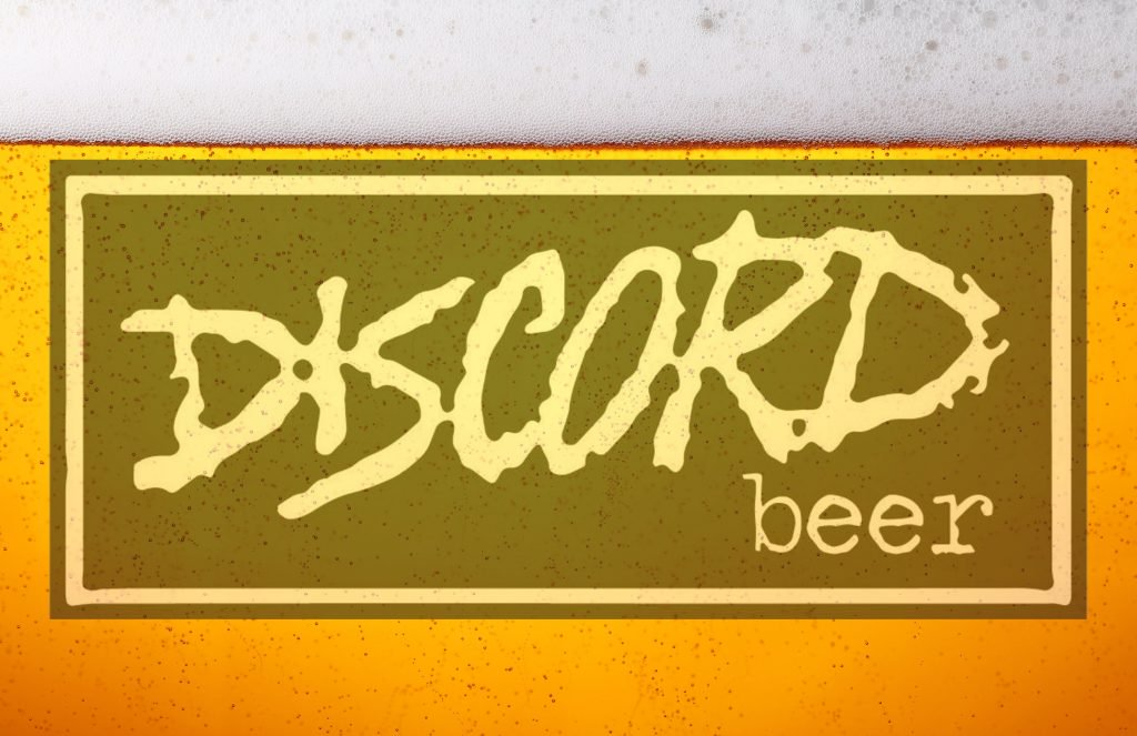 """New York Brewery Yanks An """"homage"""" To Dischord Records' Logo photo"""