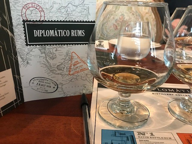 Tasting & Blending Of Diplomatico Rum At Tales Of The Cocktail photo