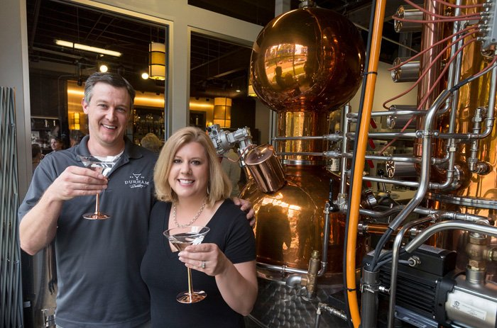 Durham Distillery Will Open A Cocktail Bar. Will Other Local Distillers Follow Suit? photo
