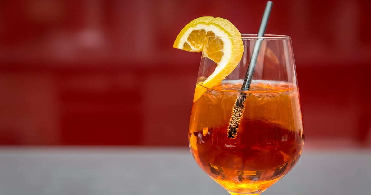 The Aperol Spritz Is The Drink Of The Summer, But What's In It? photo