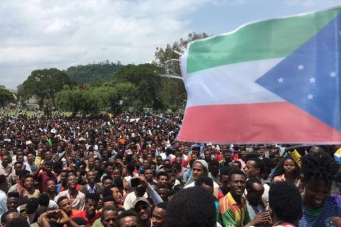 """more Than 35"" Dead In Ethiopia's Sidama Zone Following Civil Unrest photo"