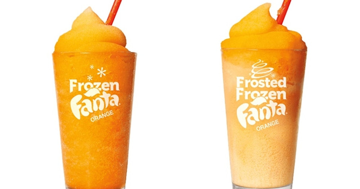 This Is Where You Can Get Burger King's Frozen Fanta In The Uk photo