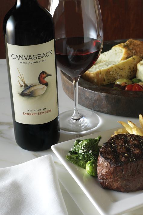 Washington?s Ability To Lure A High-flyer Like Canvasback Says A Lot (all Positive!) About Our Wine Industry photo