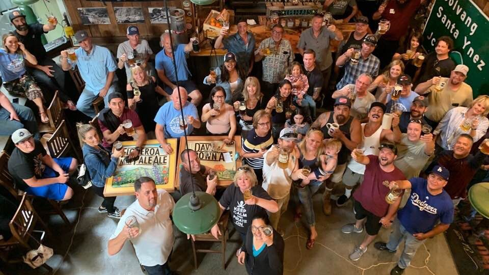 Moment Of Silence Held For Figueroa Mountain Brewing Co. Founder At All Taprooms photo