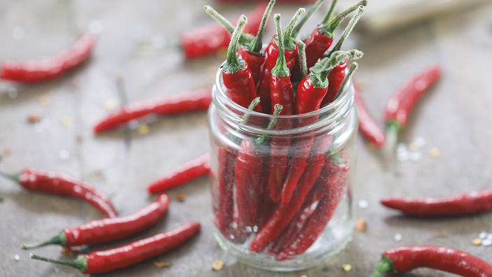 Why Eating Too Much Chilli Could Lead To Memory Loss photo