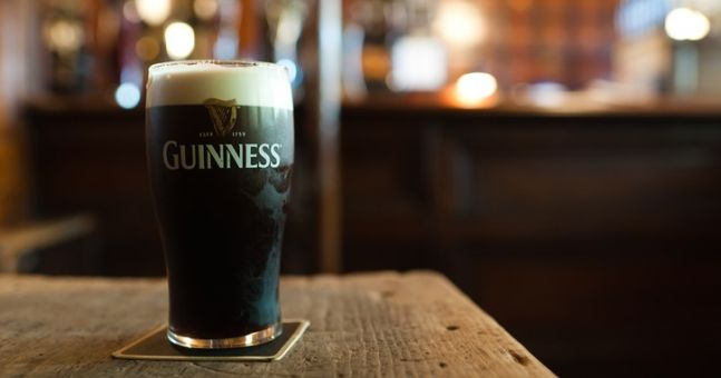 It Appears That Diageo Have Been Working On A Non-alcoholic Guinness photo