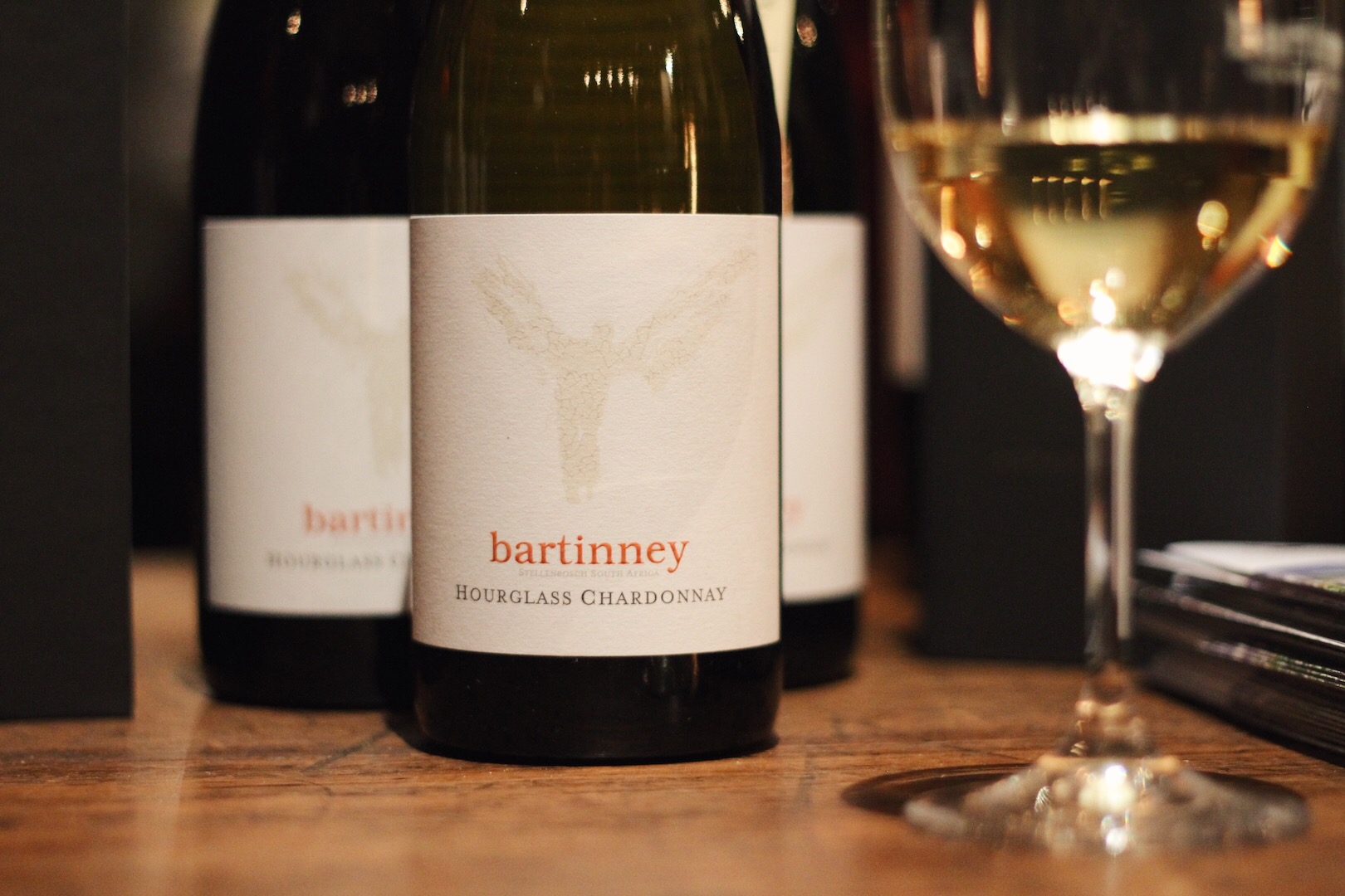 Celebrating Chardonnay at Bartinney for the month of July photo