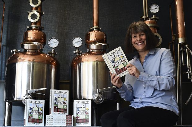 The Gin Clan: An Exploration Of Scotland?s Thriving Drinks Industry photo