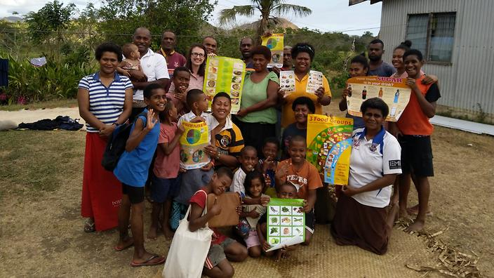 Meet The Aussie Researcher Helping To Prevent Diabetes Deaths In Fiji photo
