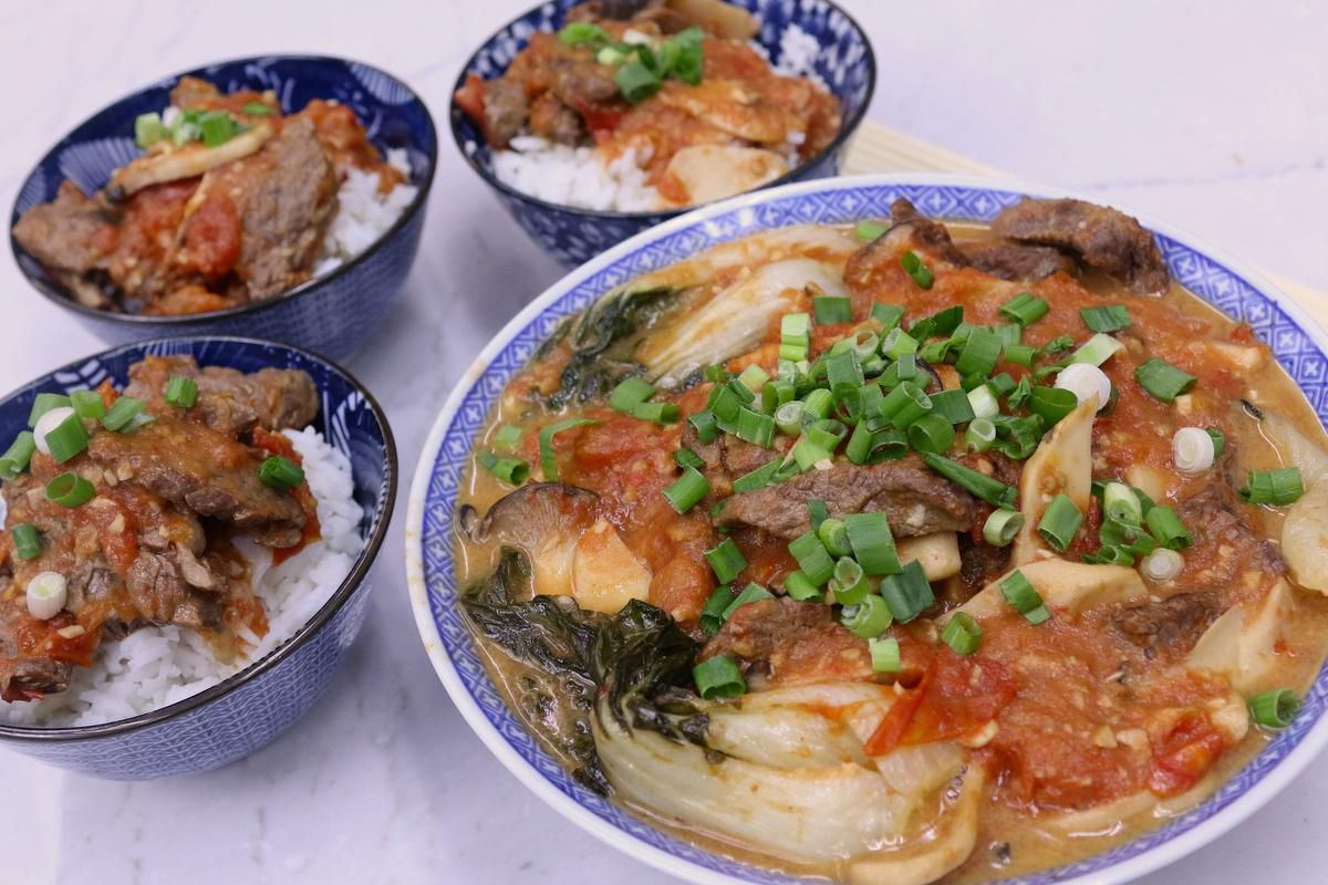 Gossip Queen Lainey Shares Her Recipe For Cantonese Tomato-beef photo