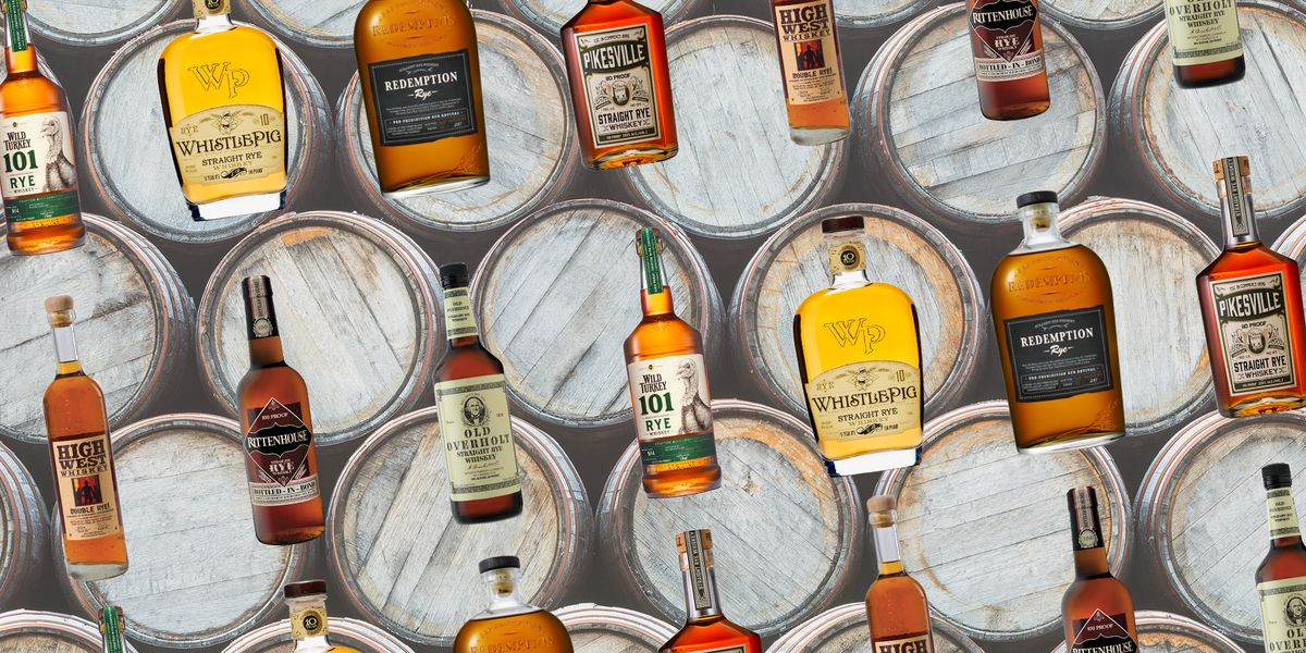 The Hands-down Best Rye Whiskey To Drink Right Now photo