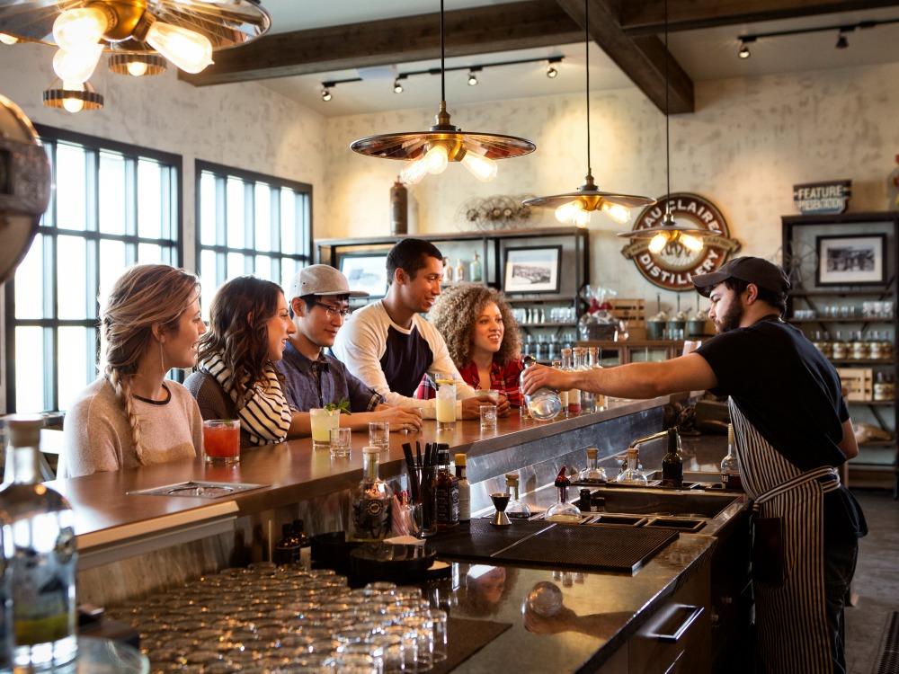 Alberta's Eau Claire Distillery Pours Grain-to-glass Spirits photo
