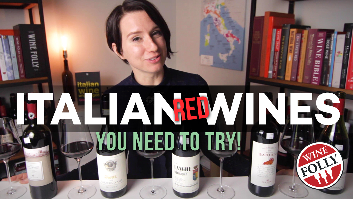 The Five Best Italian Red Wines Beginners Must Try photo