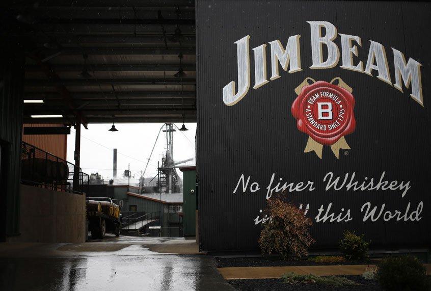 Thousands Of Fish Dead After Massive Jim Beam Bourbon Warehouse Fire photo