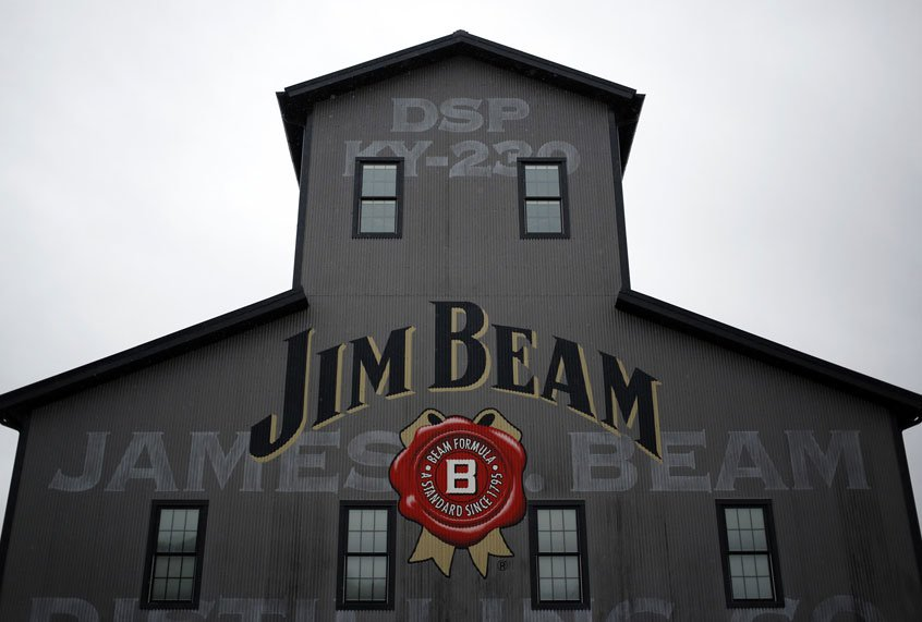 Jim Beam's Massive Warehouse Fire: Latest In A Series Of Kentucky Bourbon Distillery Accidents photo