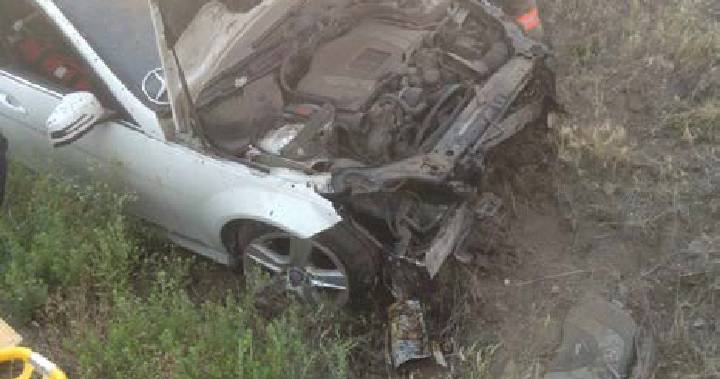 Alcohol Believed To Be Factor In Crash Near Penticton, Rcmp Says photo
