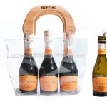 Ruffino Launches A Transparent Prosecco Handbag photo