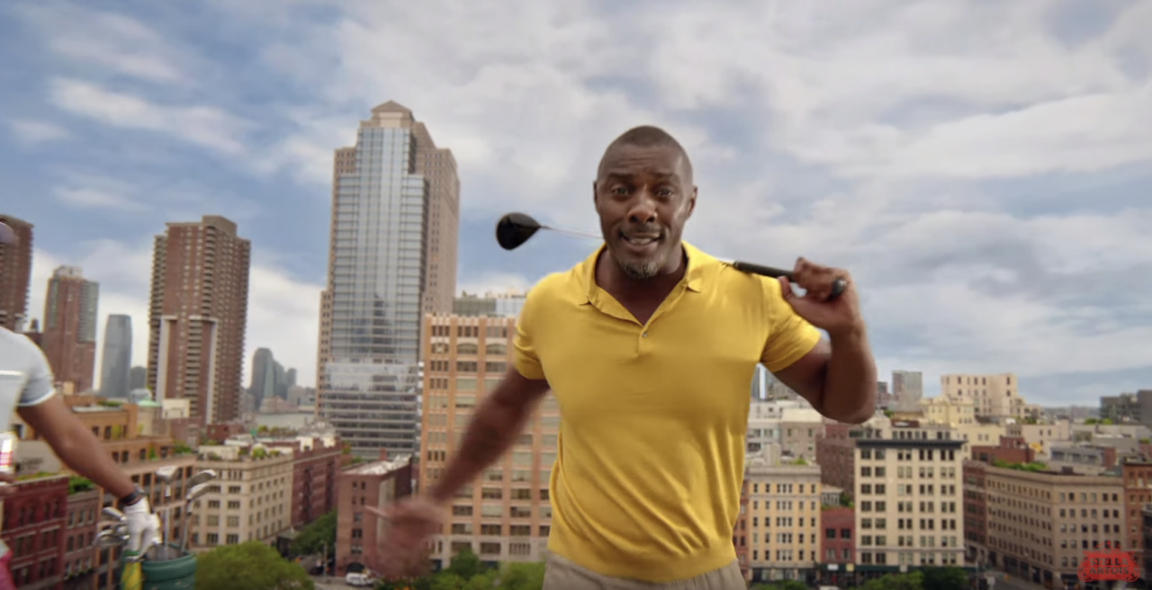 Idris Elba Urges People To ?summer Like You?re On Vacation? With Stella Artois photo
