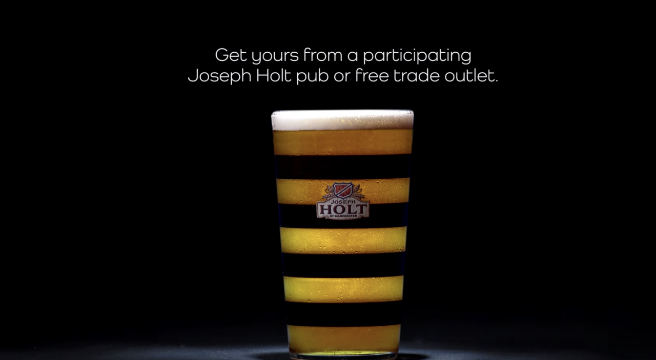 Joseph Holt Brewery: Create A Buzz By Cheetham Bell photo