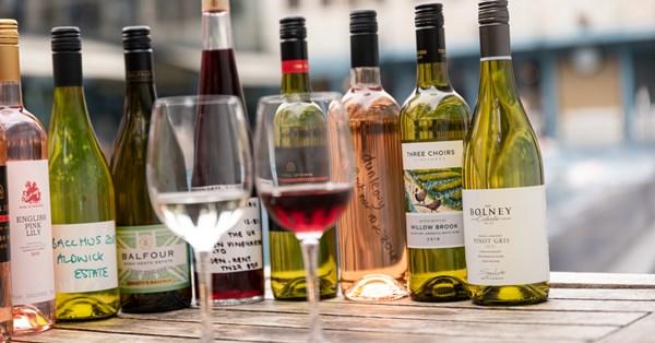 English Still Wine: Tasting The Stellar 2018 Vintage photo
