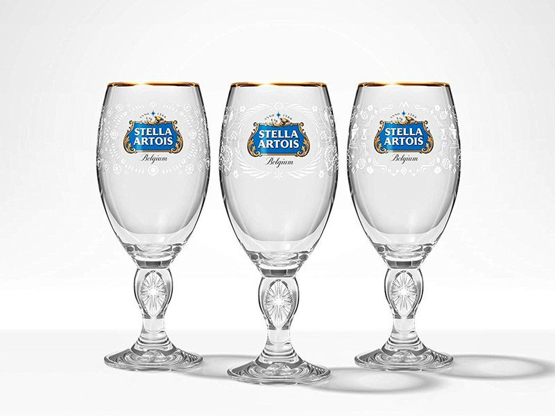 Give The Gift Of Clean Water With These Discounted Stella Artois Chalices photo