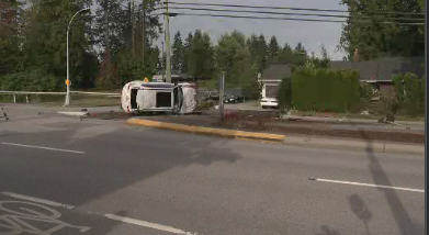 17-year-old Girl Suffers ?life-altering? Injuries After Single-vehicle Crash In Surrey photo