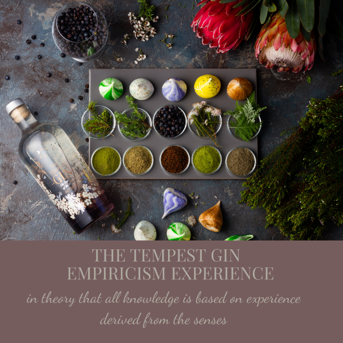 Book A Tempest Gin Empiricism Experience at Bartinney photo