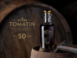 Tomatin Presents 50yo Scotch Whisky At Schiphol Exquisite Store photo