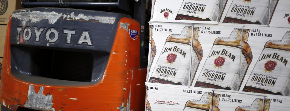 ?tens Of Thousands? Of Fish Dying From Jim Beam Bourbon Runoff photo