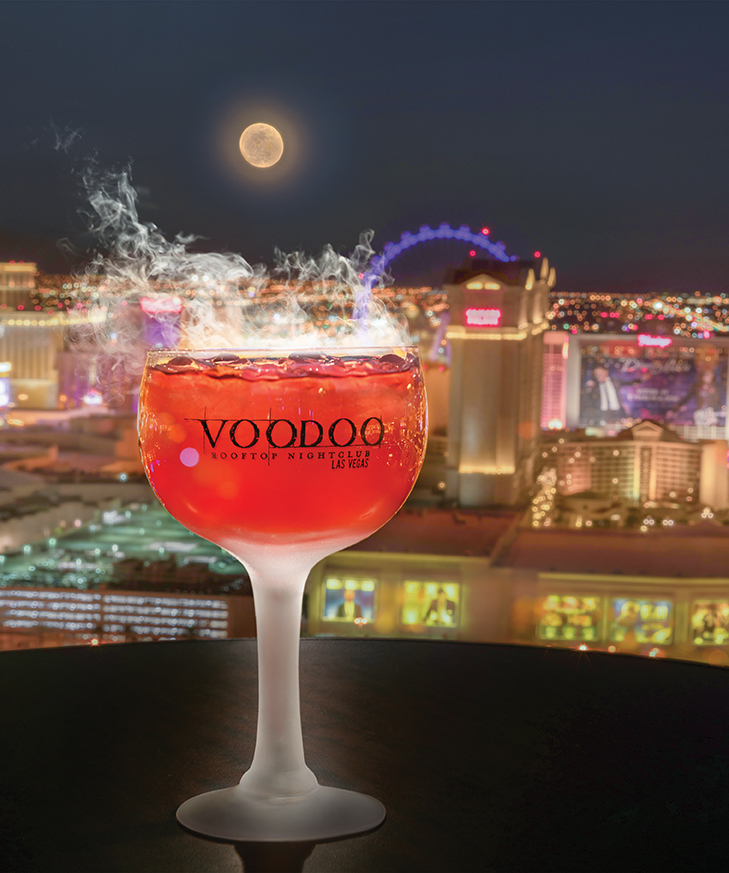 voodoo witch doctor 3 Las Vegas Cocktails You Cant Get Anywhere Else